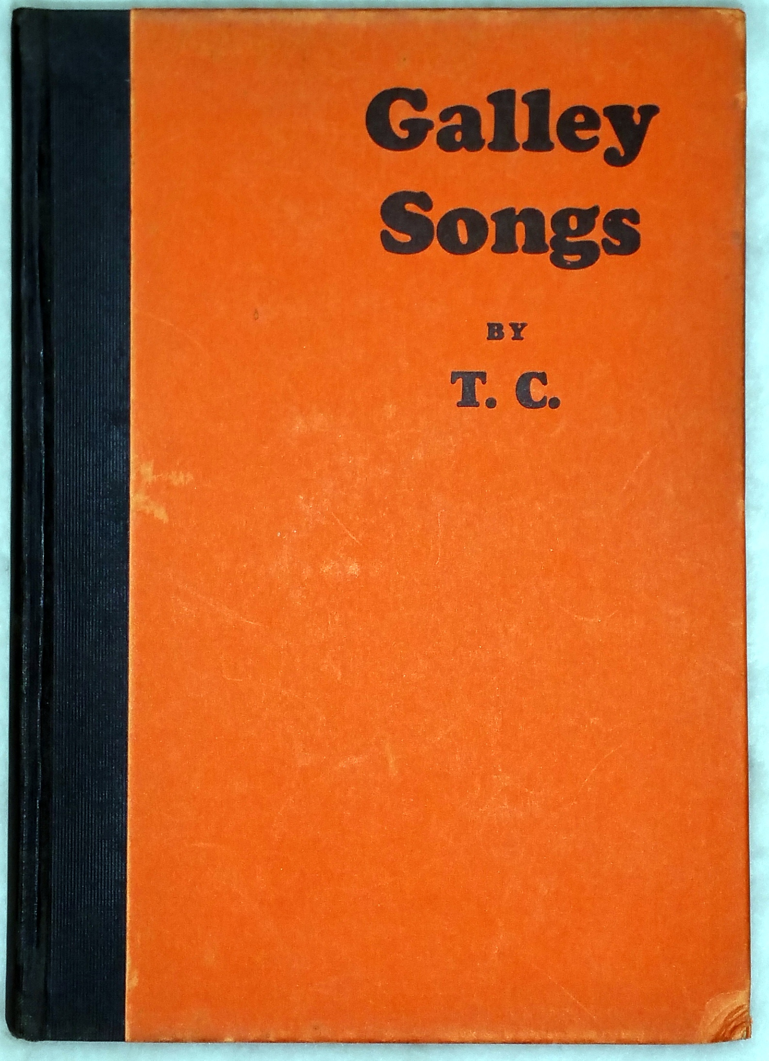 Image for Galley Songs