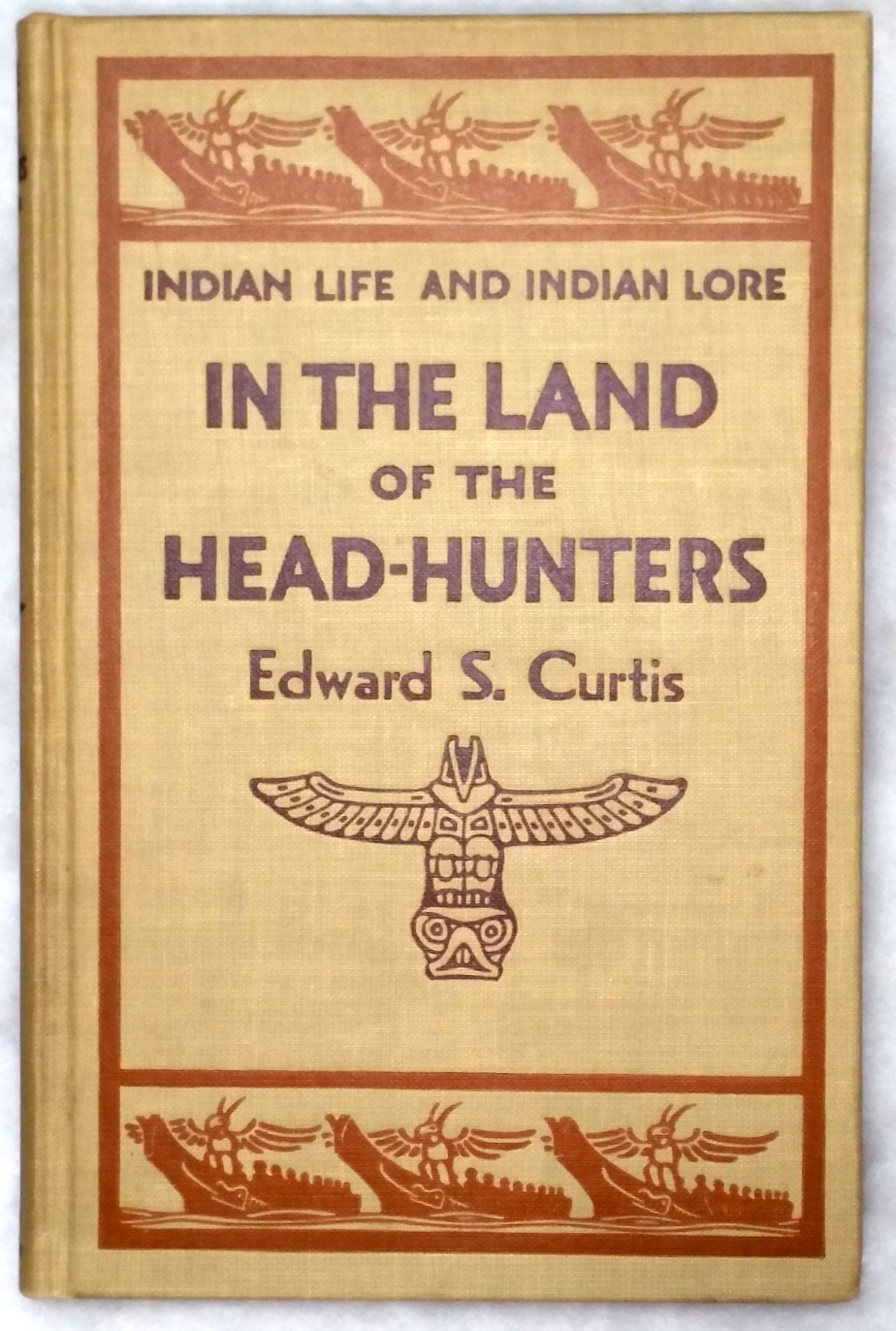 Image for In the Land of the Head-Hunters