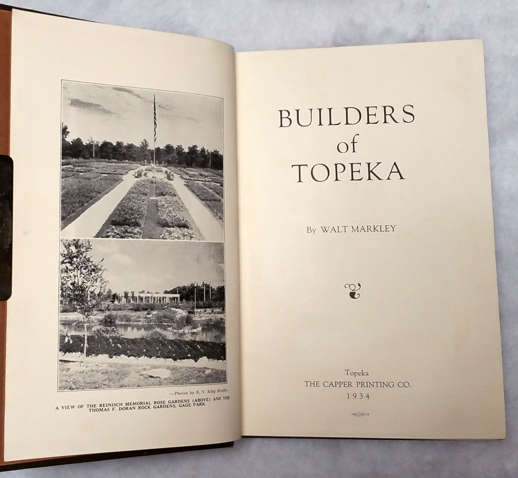 Image for Builders of Topeka