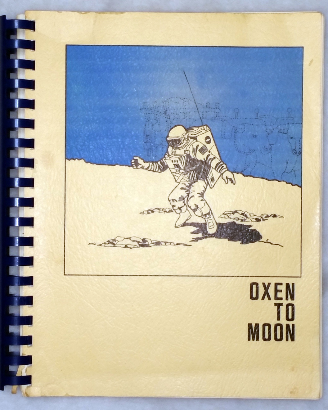 Image for A Generation Remembered [Oxen to Moon]