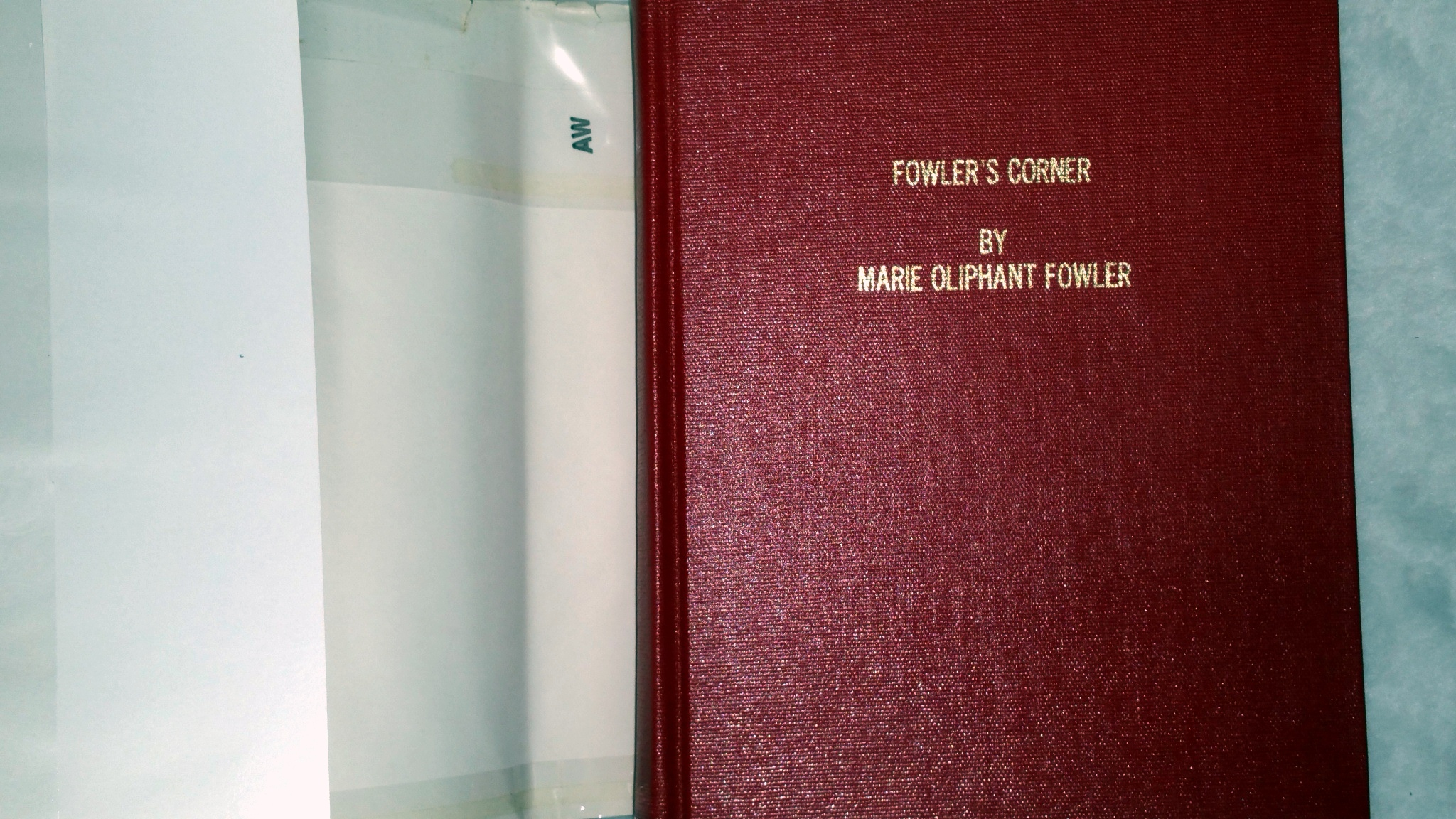 Image for Fowler's Corner