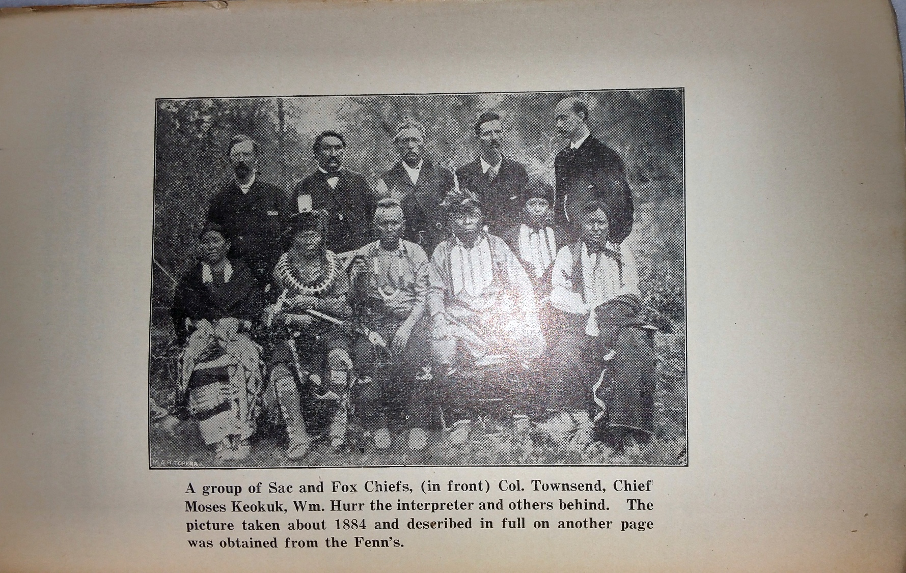 Image for Green's Historical Series. Early Days in Kansas. In Keokuks Time on the Kansas Reservation.  Being Various Incidents Pertaining to the Keokuks, The Sac & Fox Indians (Mississippi Band,) and Tales of the Early Settlers, Life on the Kansas Reservation...