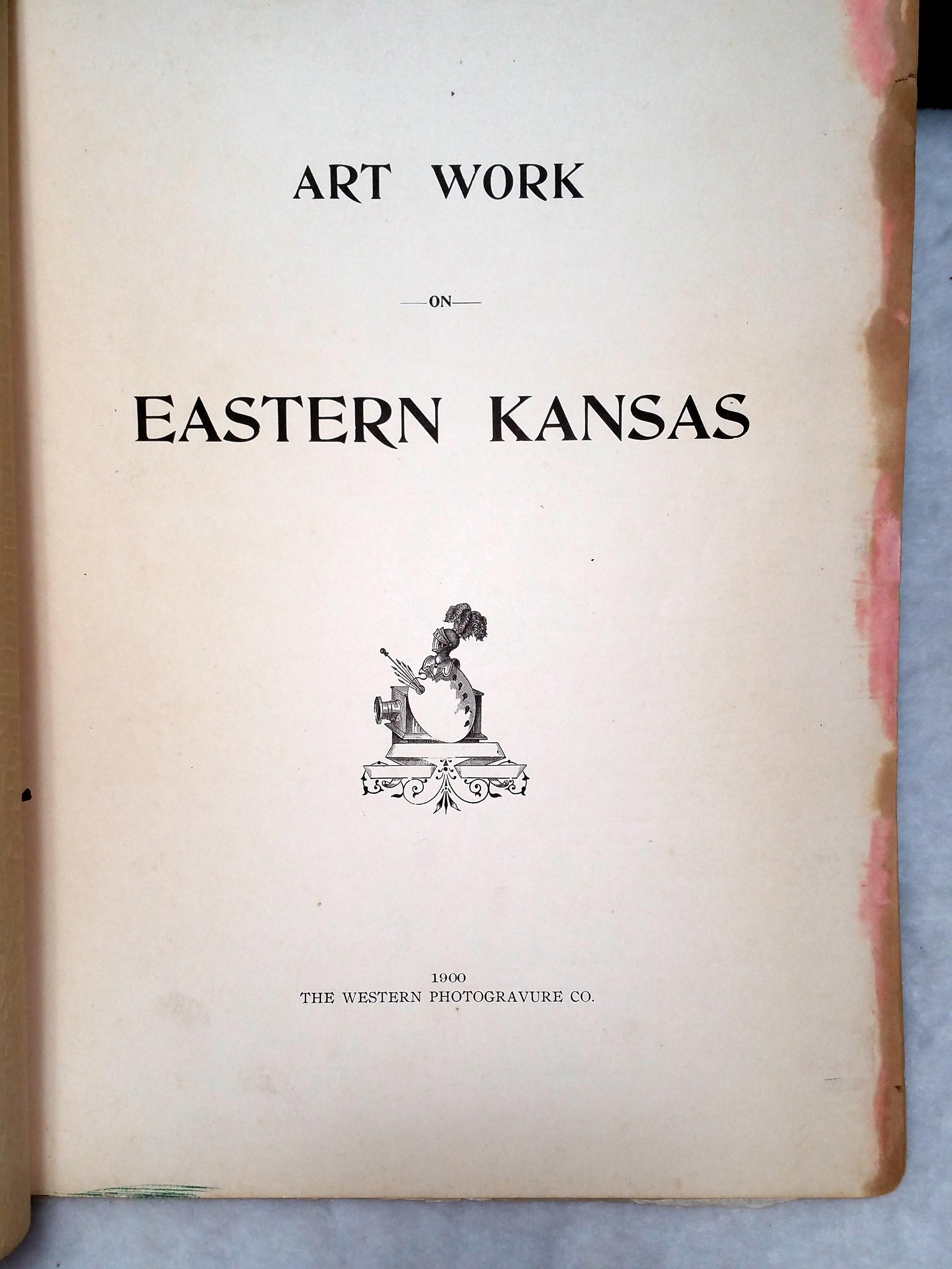 Image for Art Work on Eastern Kansas, Part 1
