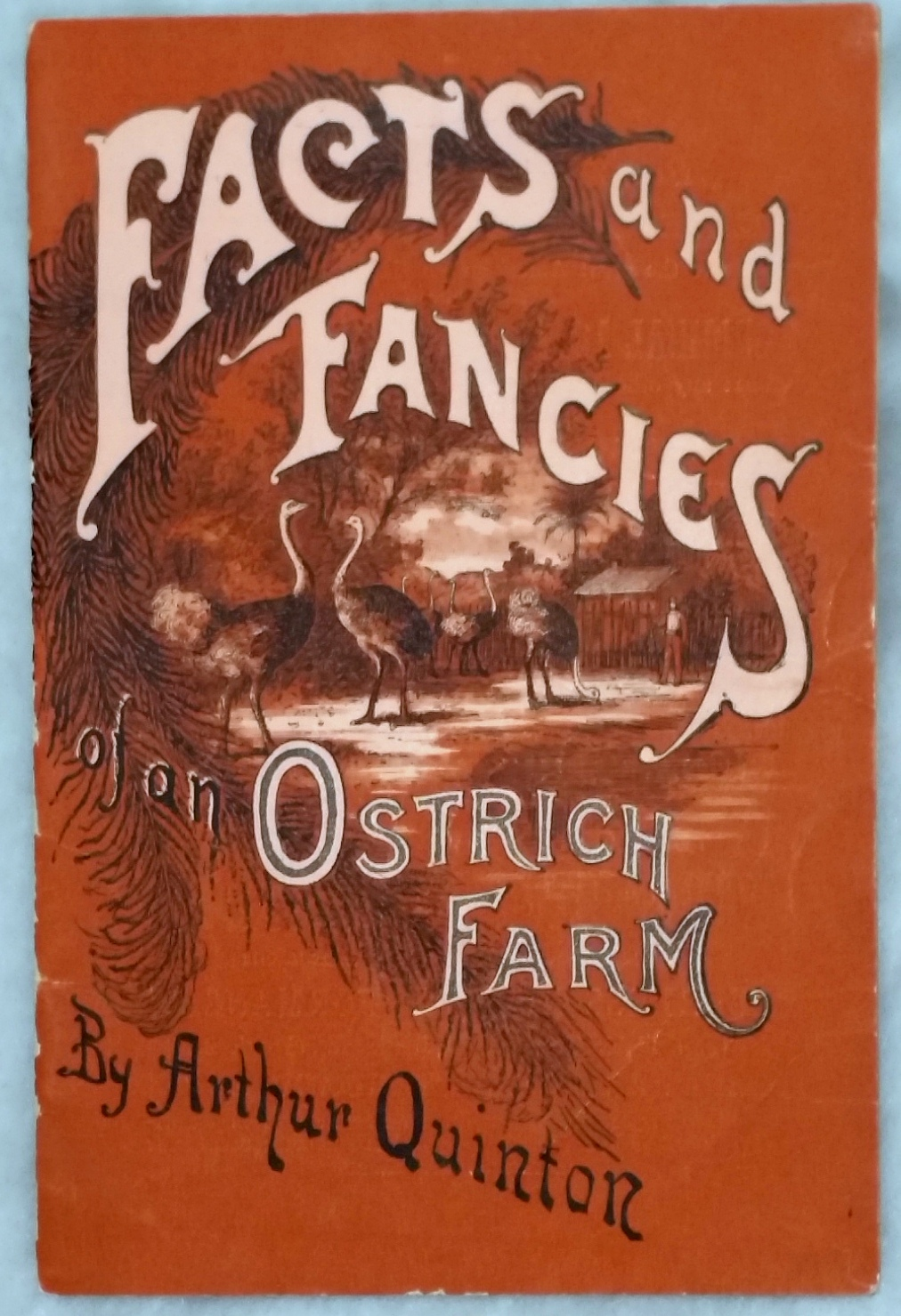 Image for Facts and Fancies of an Ostrich Farm