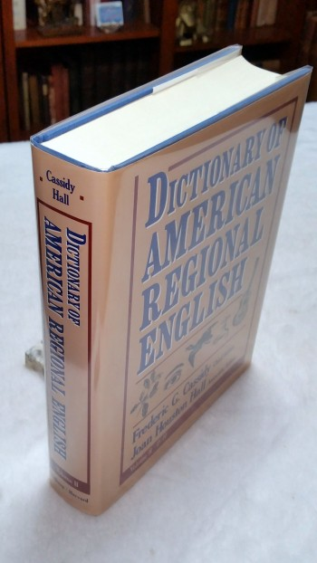Image for Dictionary of American Regional English, Volume II:  D-H