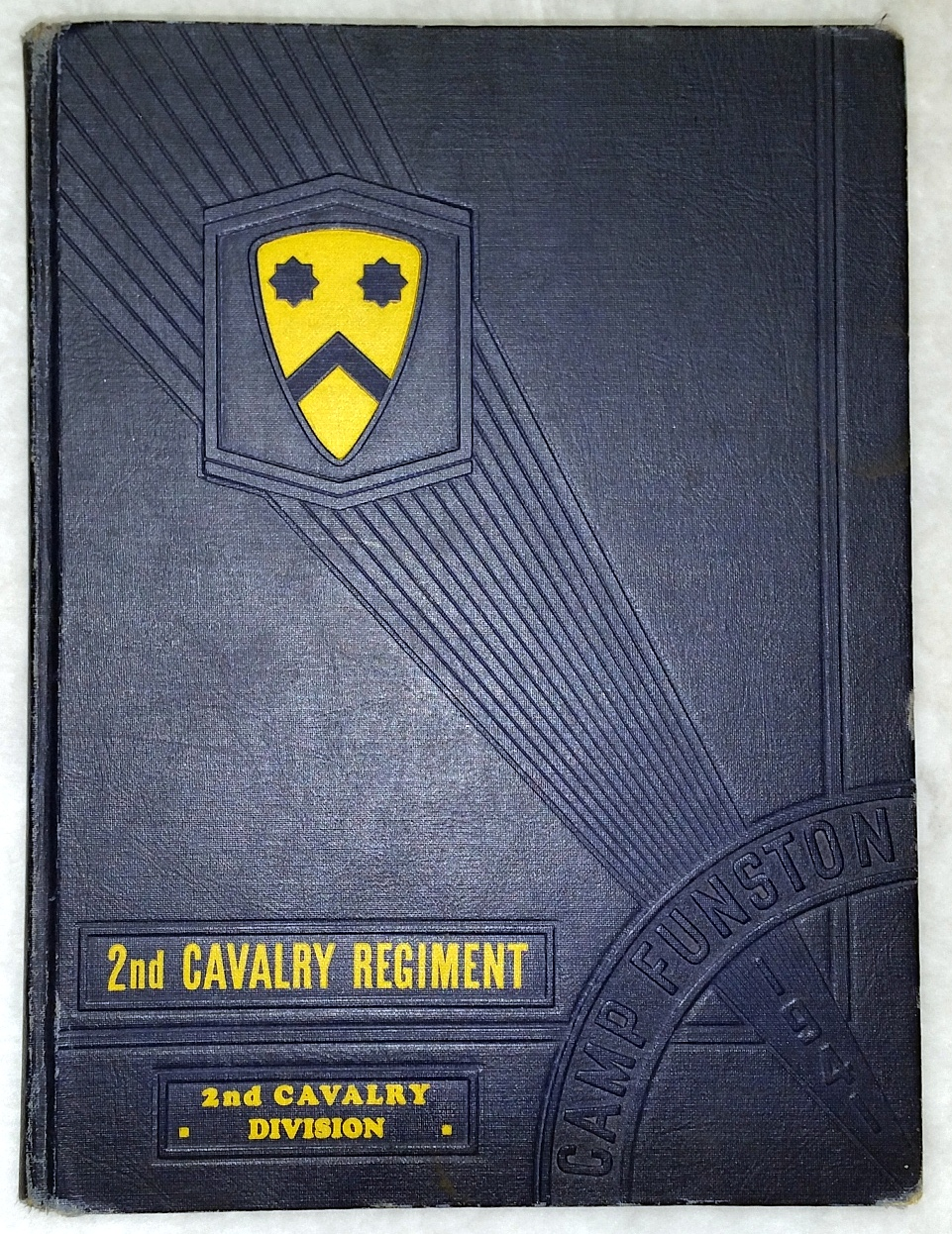 Image for Historical and Pictorial Review Second Cavalry Division, United States Army