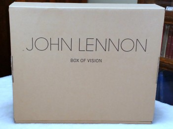 Image for John Lennon:  Box of Vision