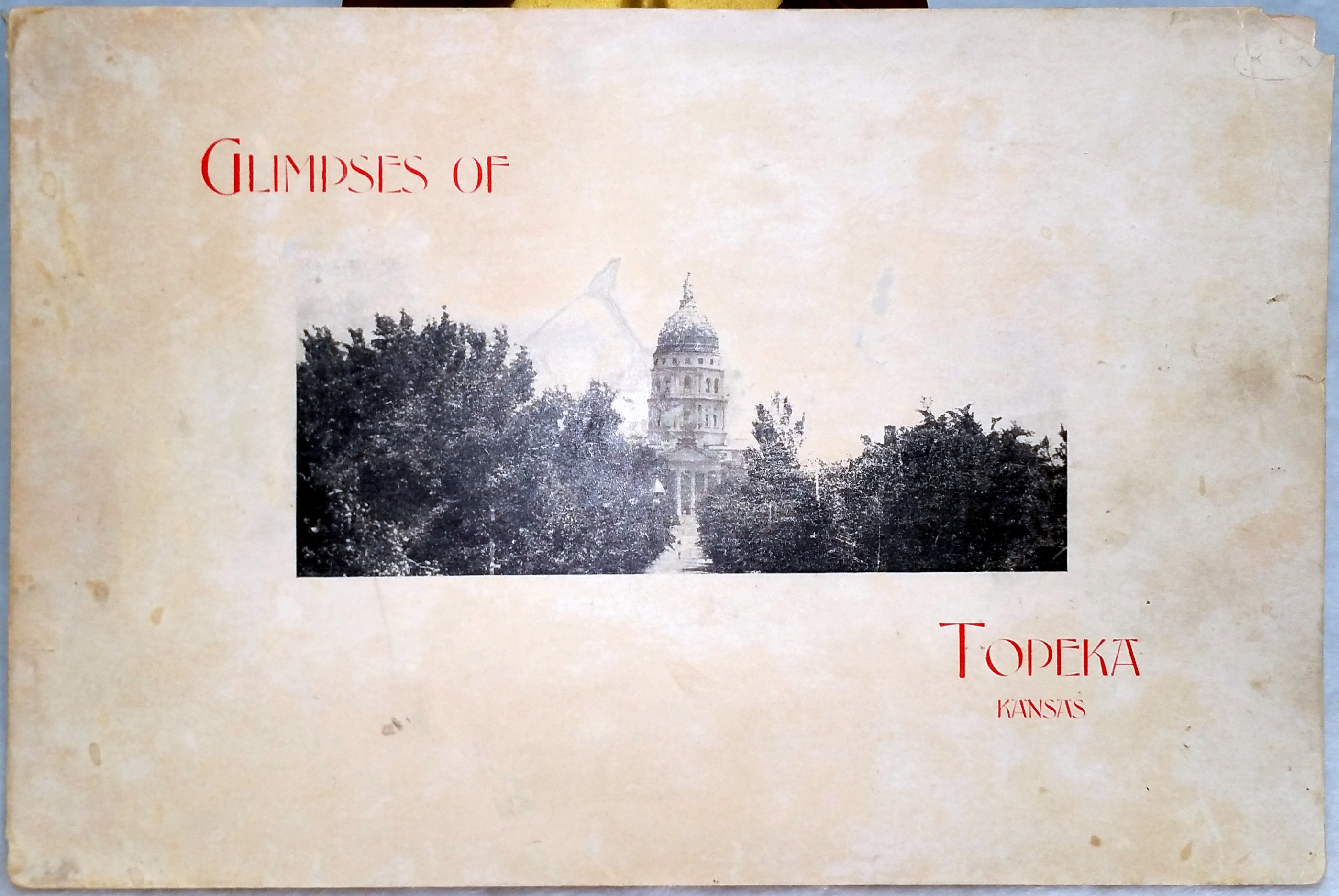 Image for Glimpses of Topeka