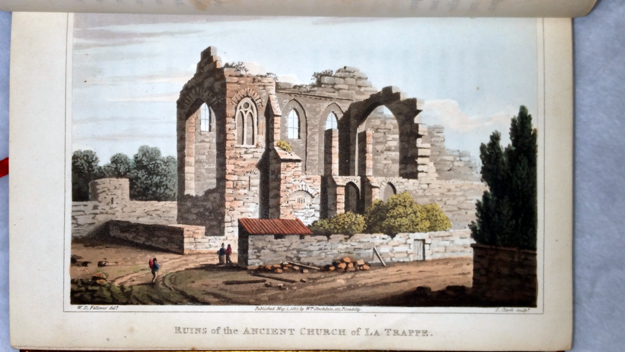 Image for A Visit to the Monastery of La Trappe, in 1817; with notes taken During a Tour Through Le Perche, Normandy, Bretagne, Poitou, Anjou, Le Bocage, Touraine, Orleanois, and the Environs of Paris