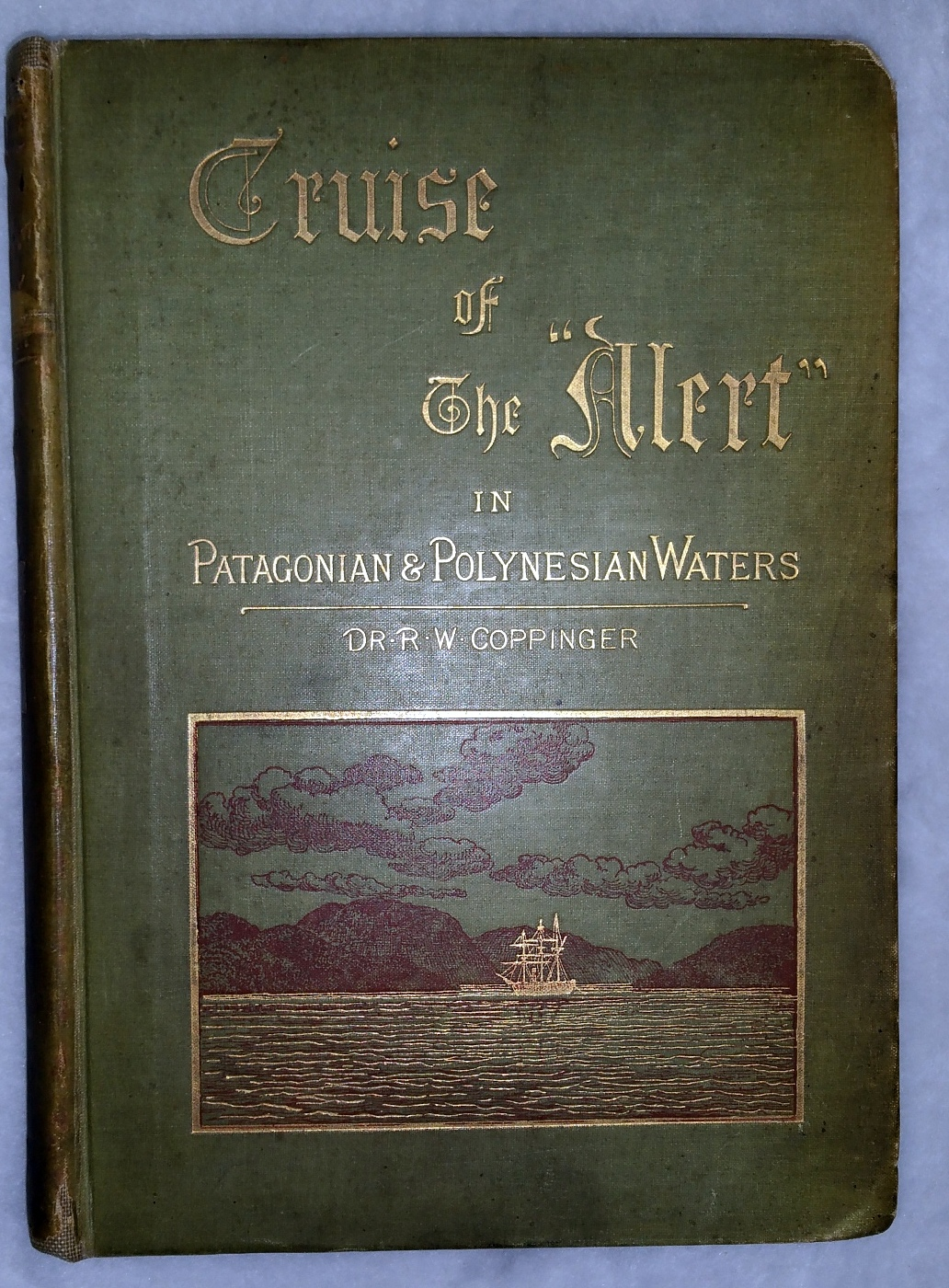 "Image for Cruise of the ""Alert."" Four Years in Patagonian, Polynesian, and Mascarene Waters. (1878-82.)"