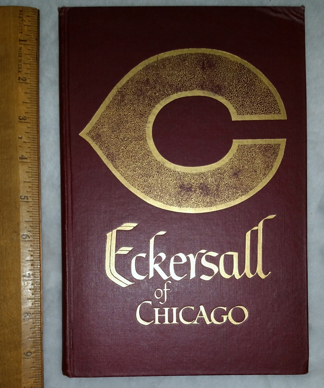 Image for Eckersall of Chicago