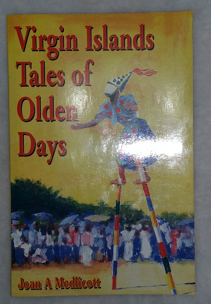 Image for Virgin Islands Tales of Olden Days