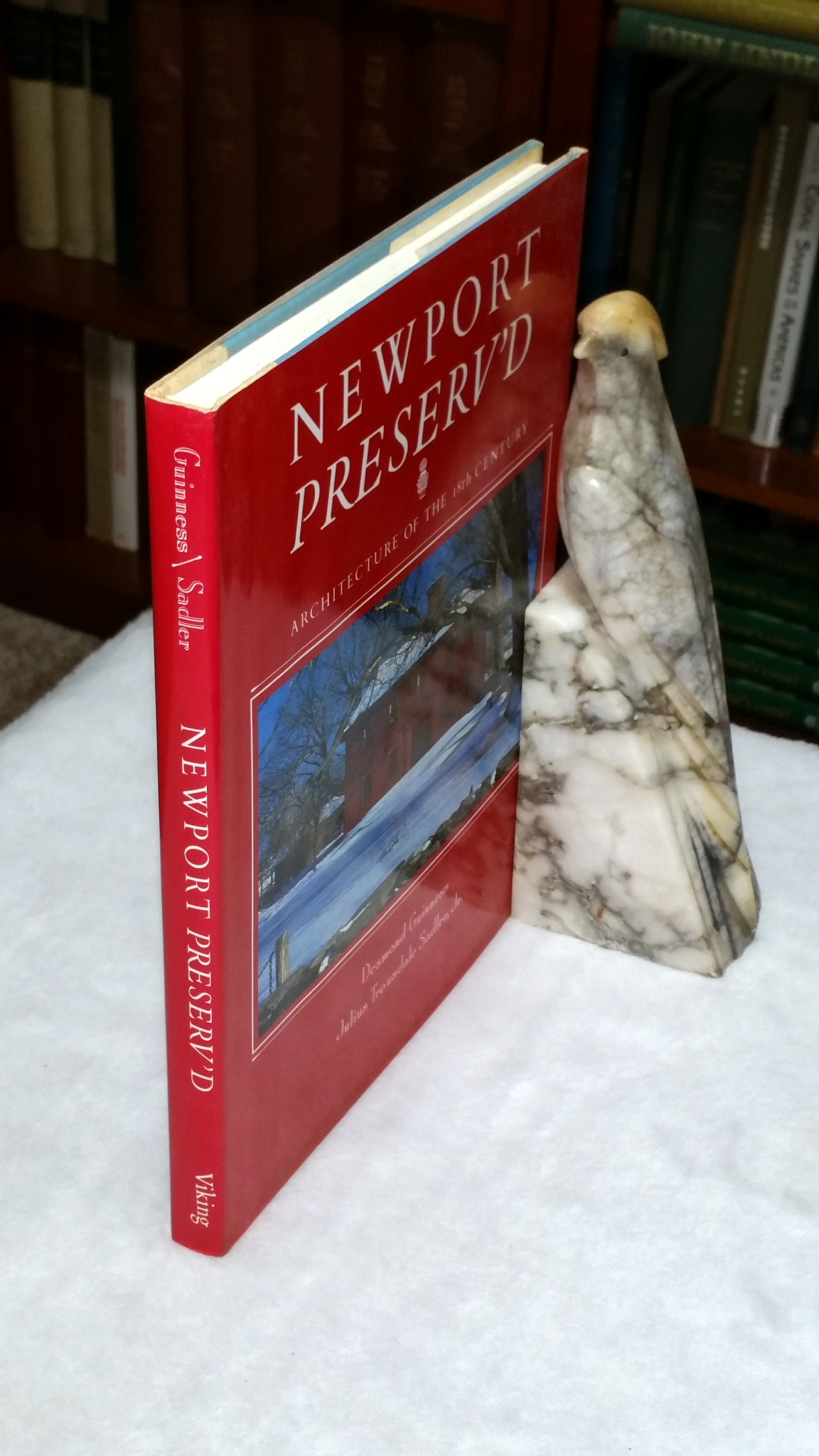 Image for Newport Preserv'd:  Architecture of The 18th Century