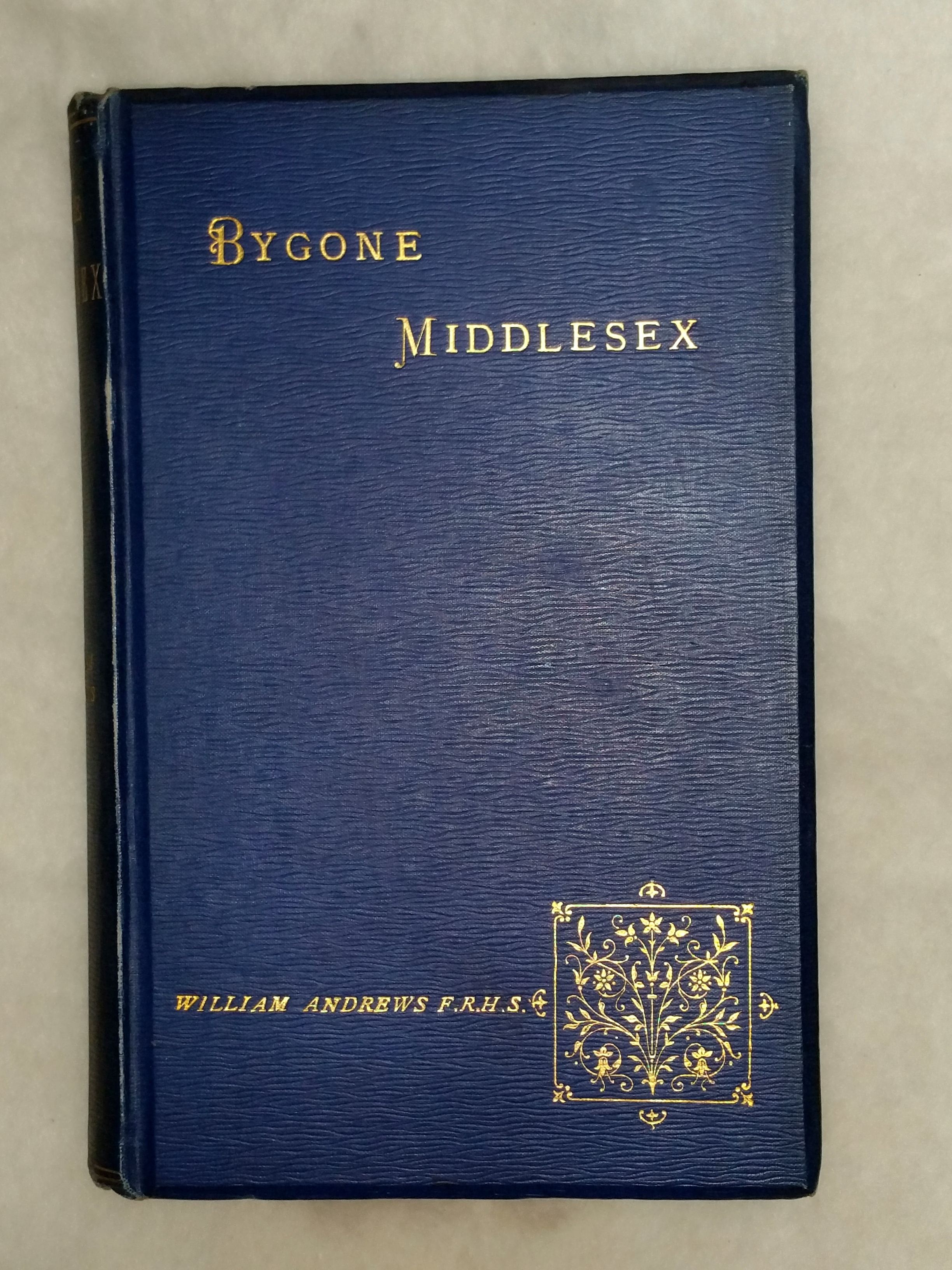 Image for Bygone Middlesex
