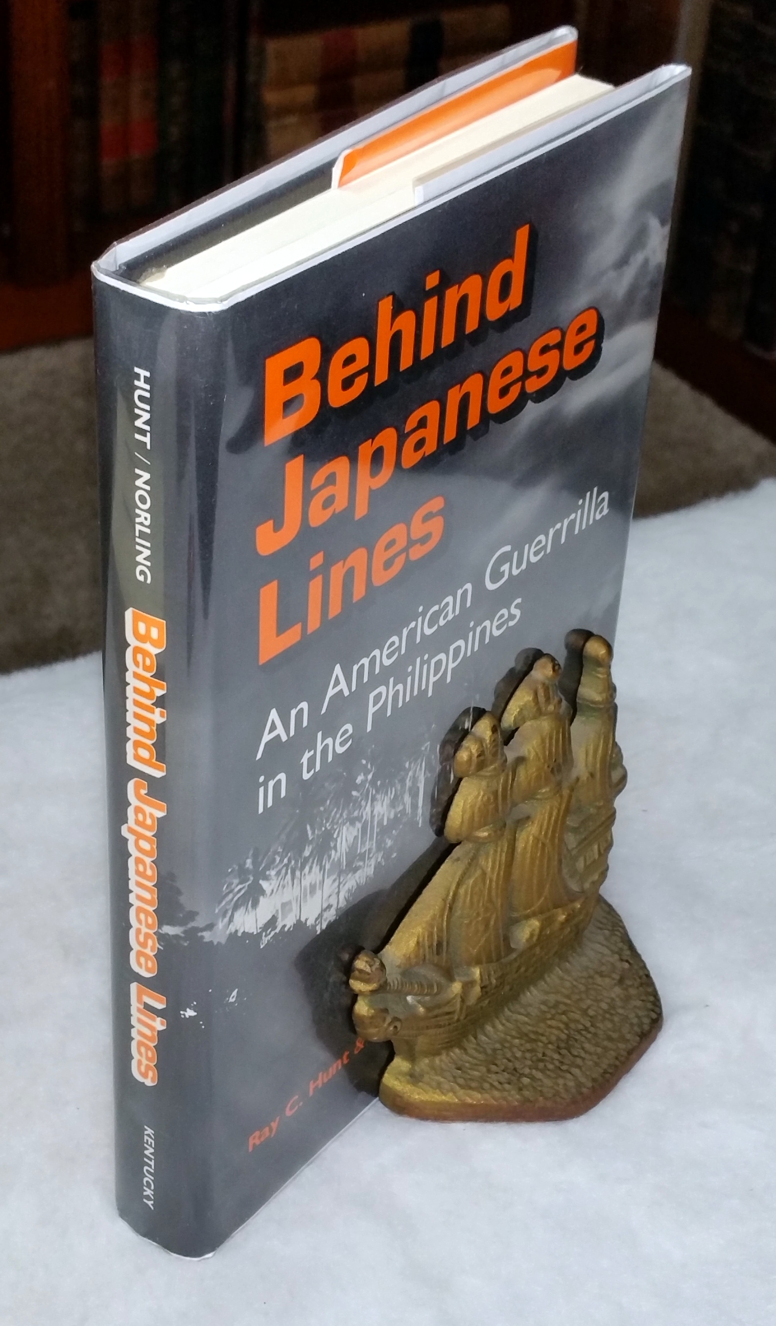 Image for Behind Japanese Lines:  An American Guerrilla in the Philippines