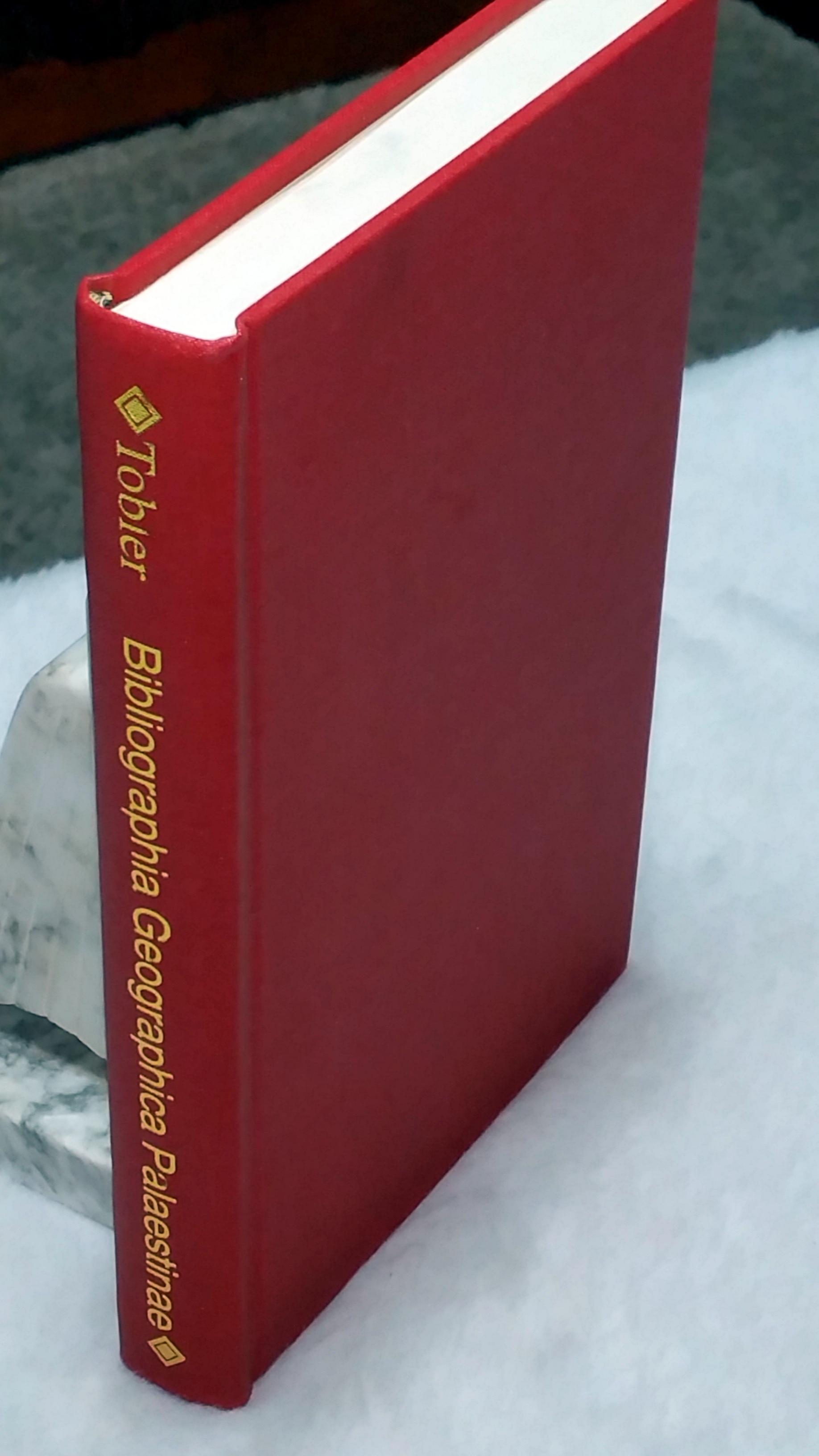 Bibliographia Geographica Palaestinae
