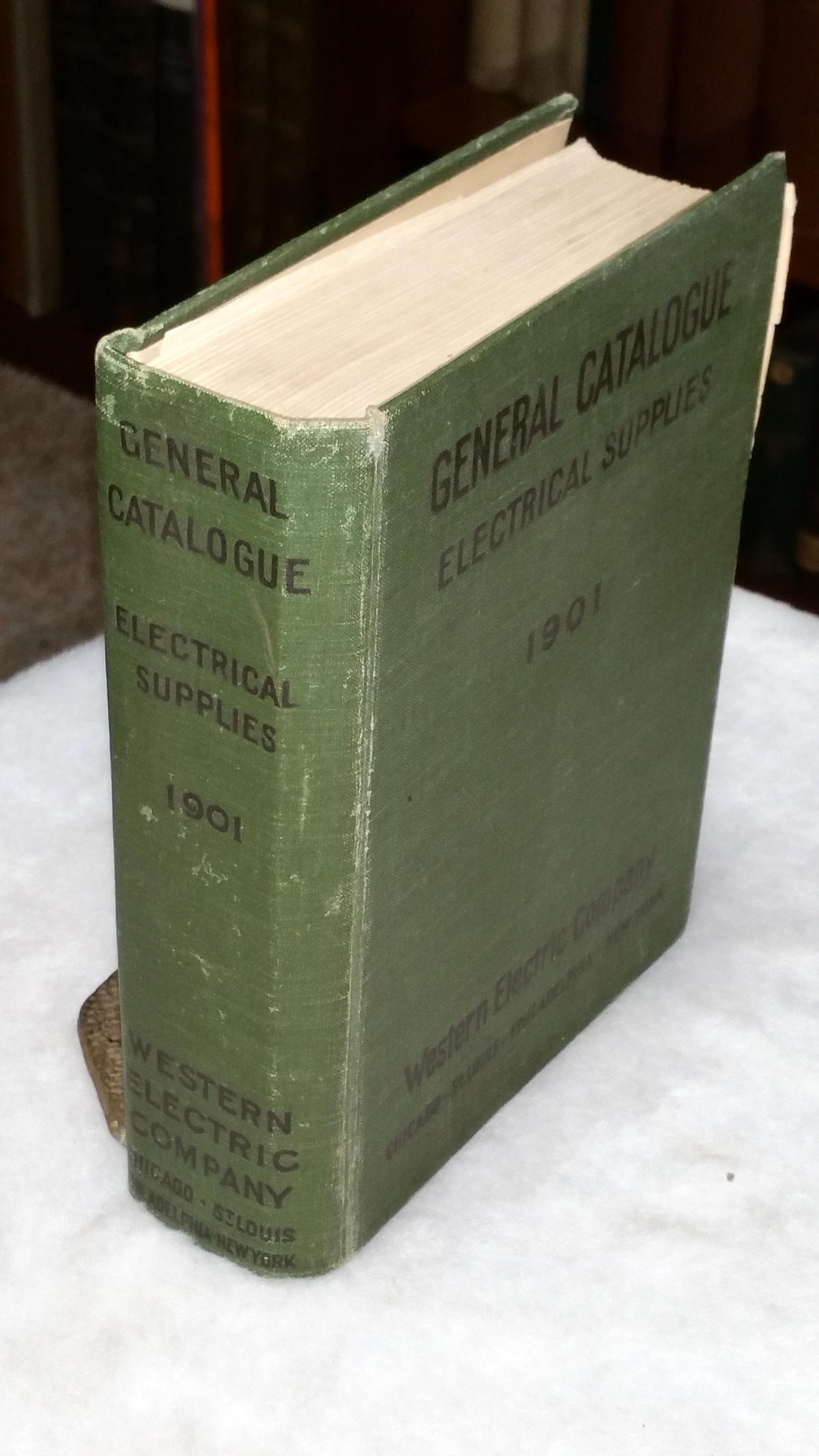 Image for General Catalogue of Electrical Supplies, Western Electric Company