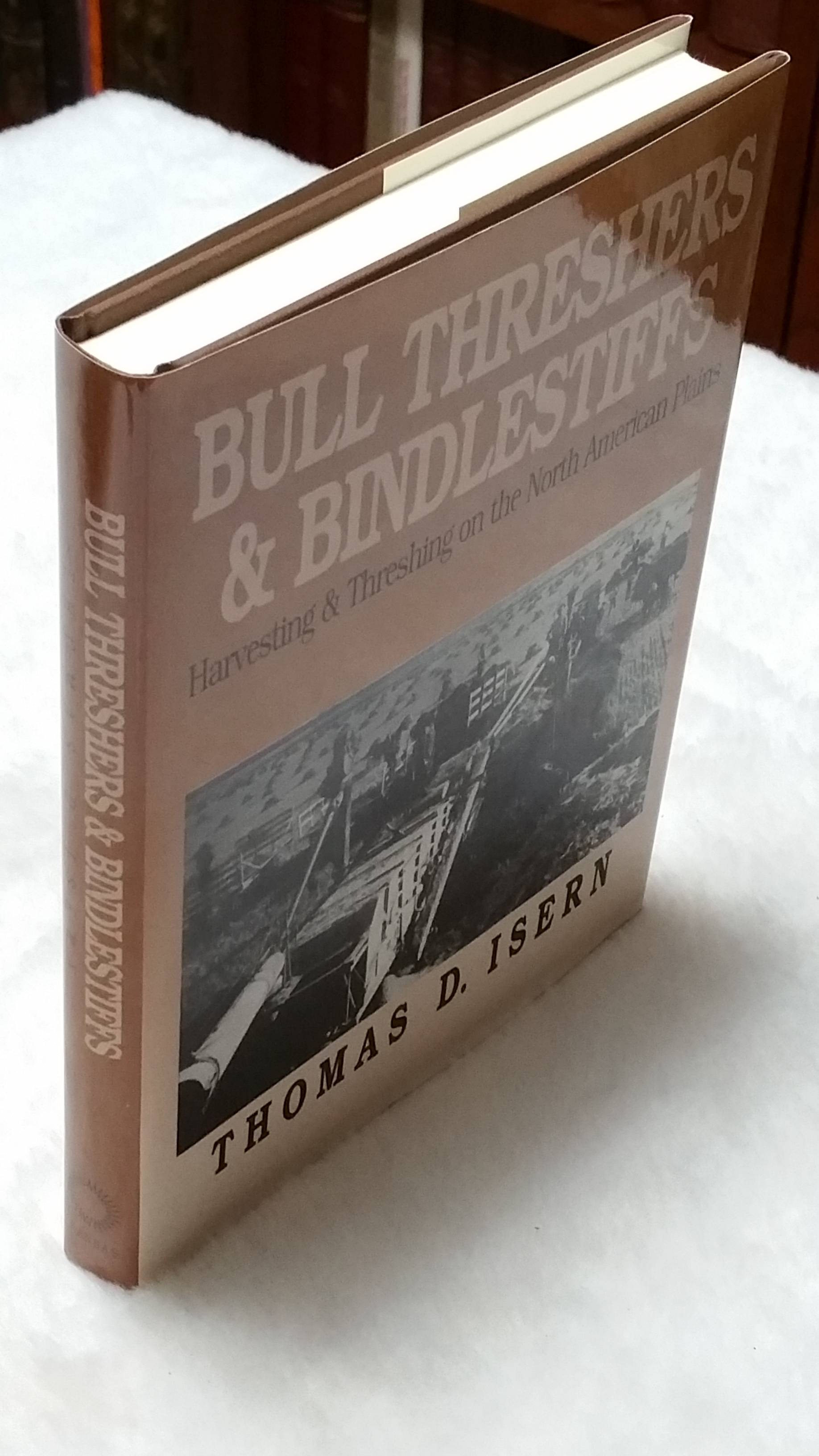 Image for Bull Threshers and Bindlestiffs: Harvesting and Threshing on the North American Plains