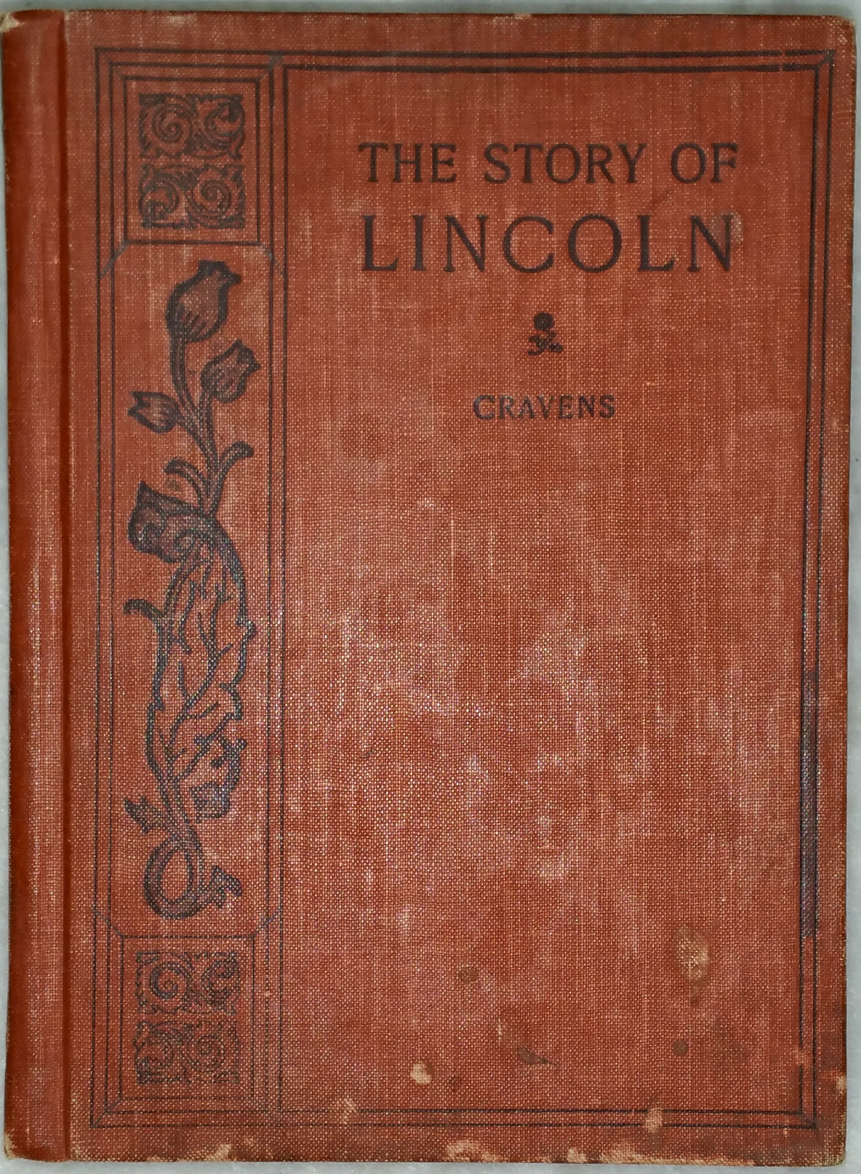 Image for The Story of Lincoln, for Children