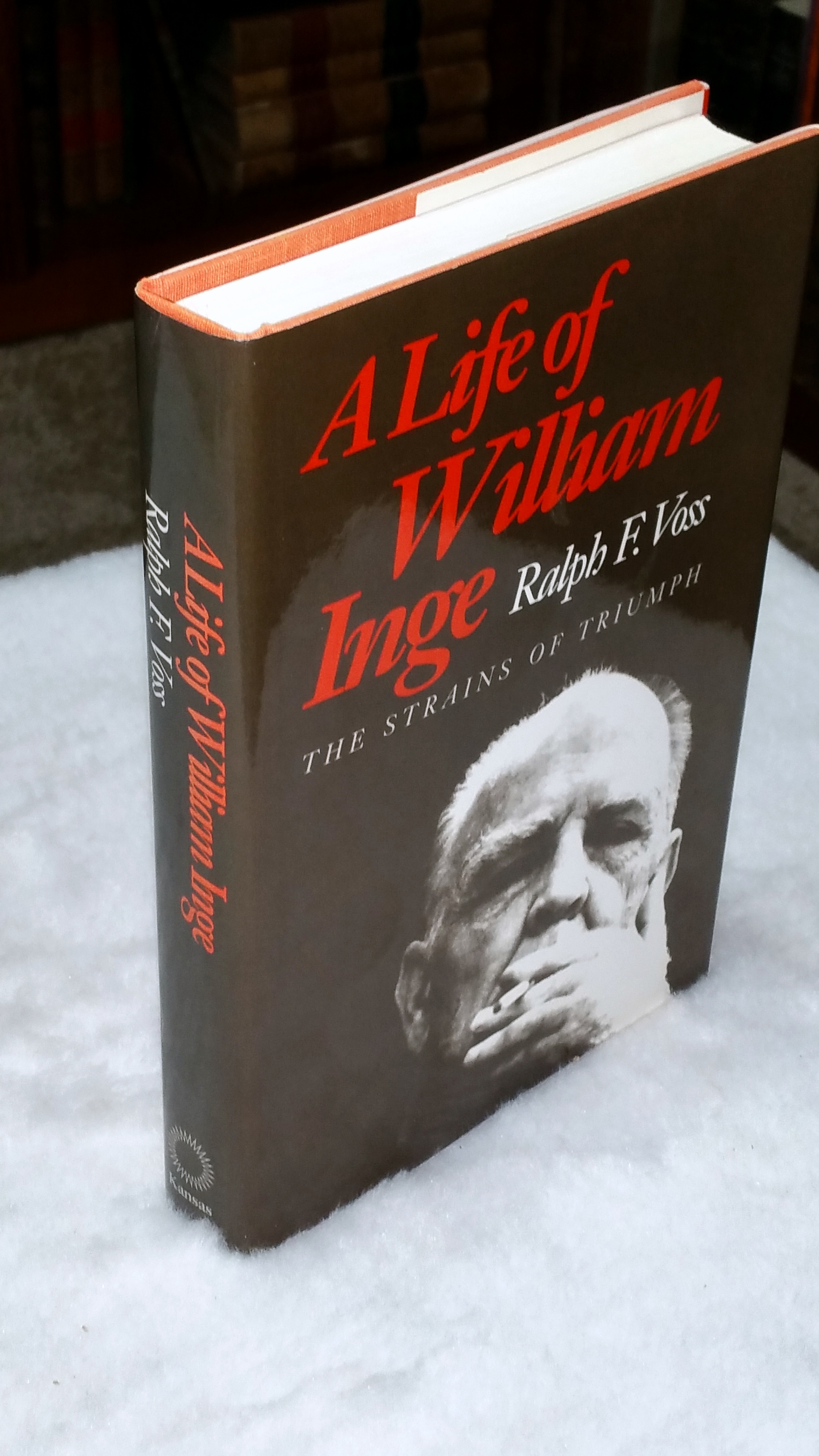 Image for A Life of William Inge: The Strains of Triumph