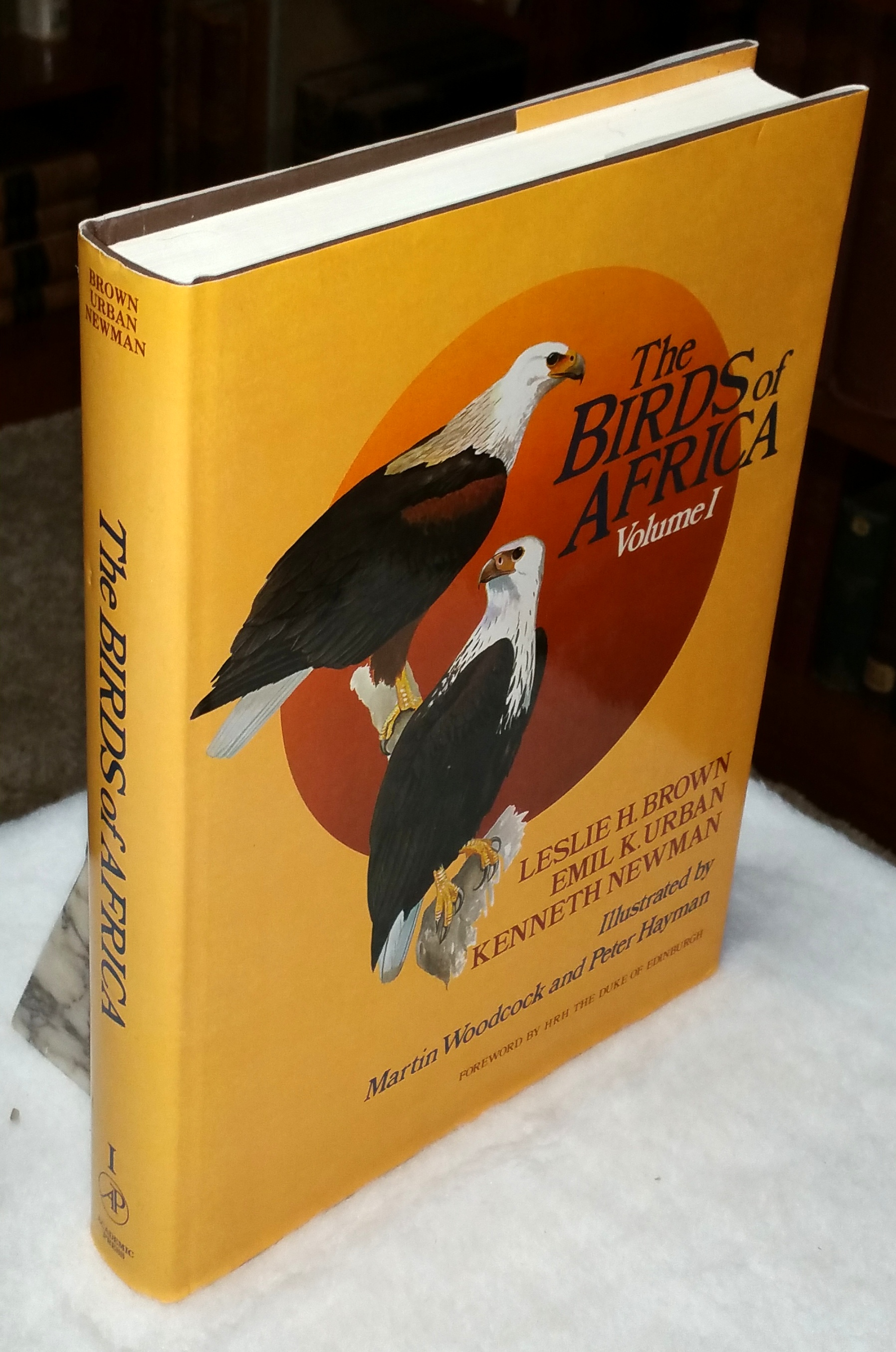 Image for The Birds of Africa, Volume I