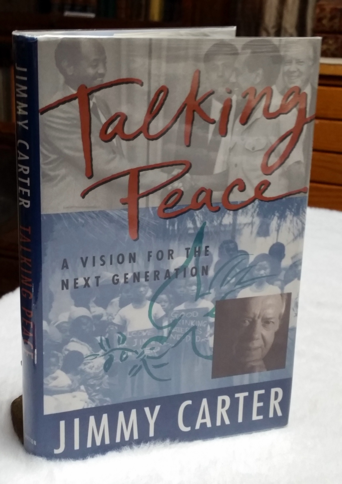 Image for Talking Peace:  A Vision for the Next Generation