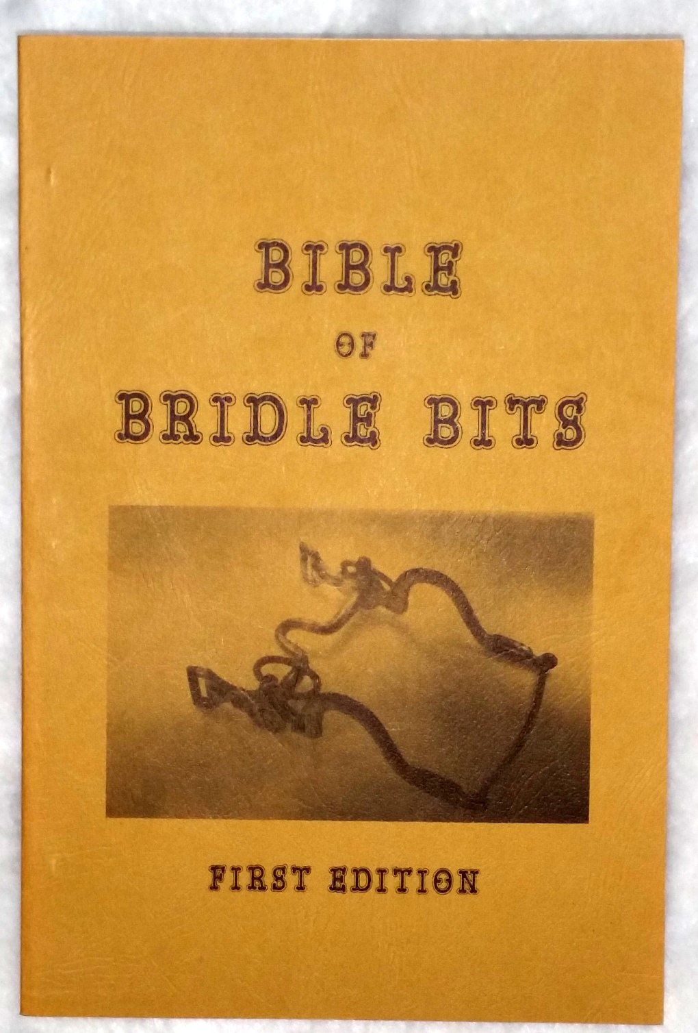 Image for Bible of Bridle Bits