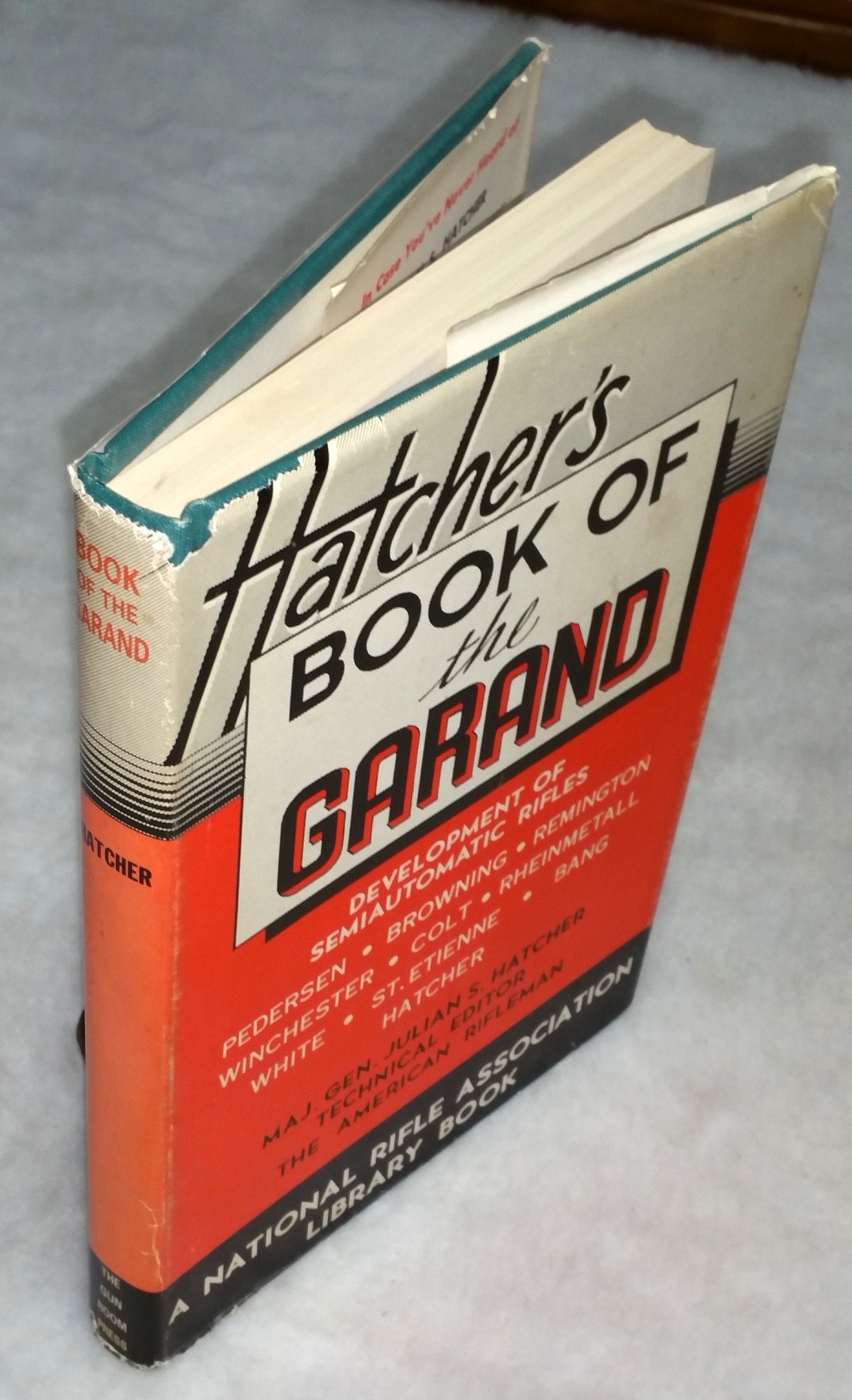 Image for The Book of the Garand