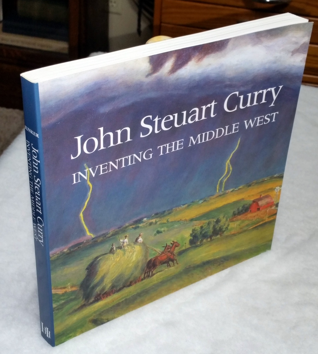 Image for John Steuart Curry:  Inventing the Middle West