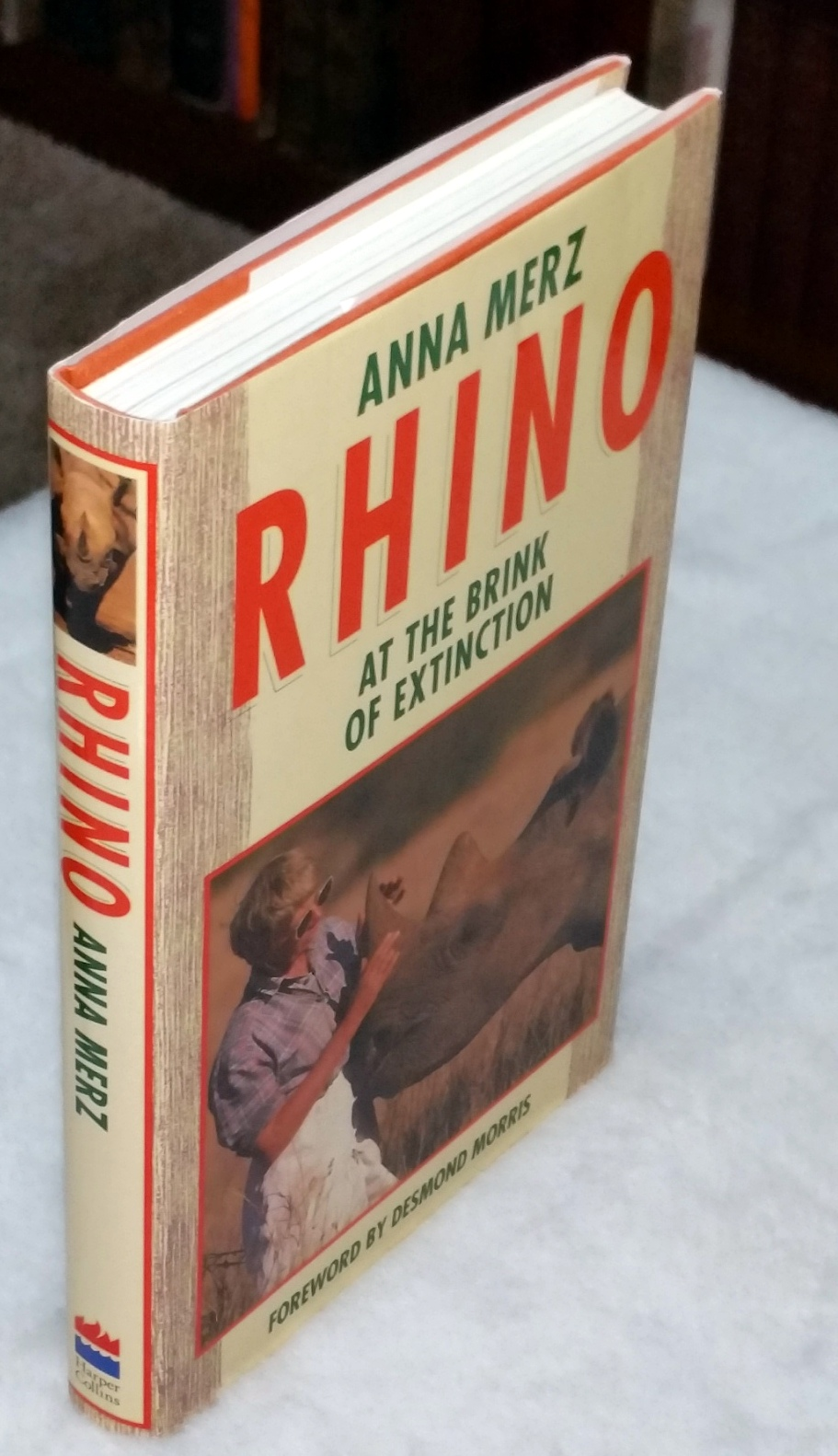 Image for Rhino at the Brink of Extinction