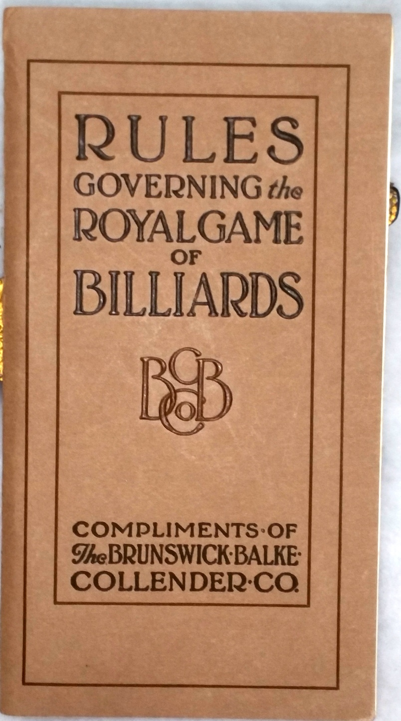 Image for The Royal Game of Billiards