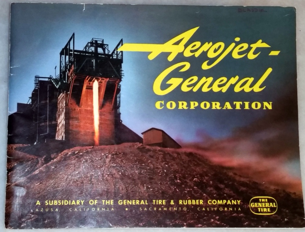Image for Aerojet-General Corporation (Promotional  Booklet)