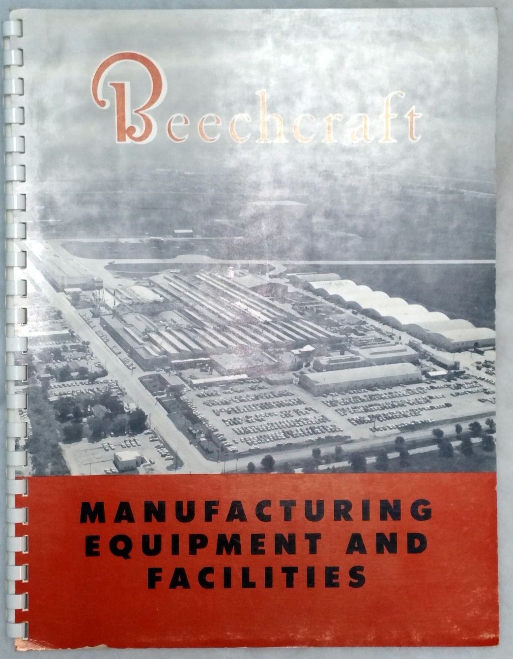Image for Chemical Milling and Metal Bonding [Beechcraft, Manufacturing  Equipment and Facilities