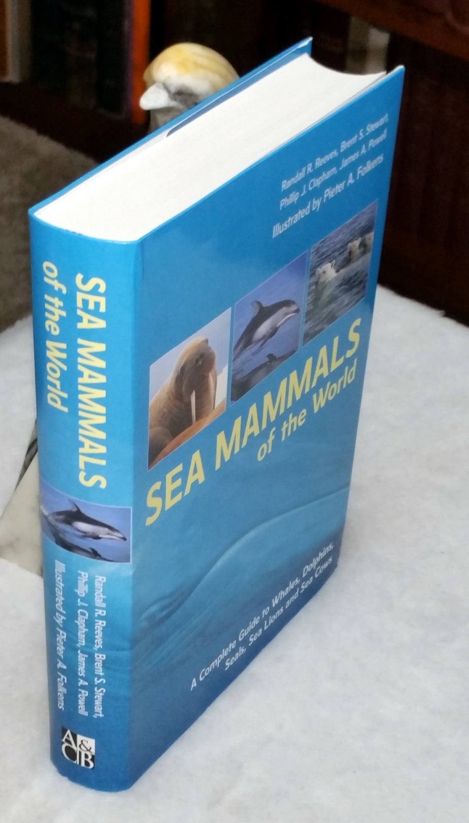 Image for Sea Mammals of the World