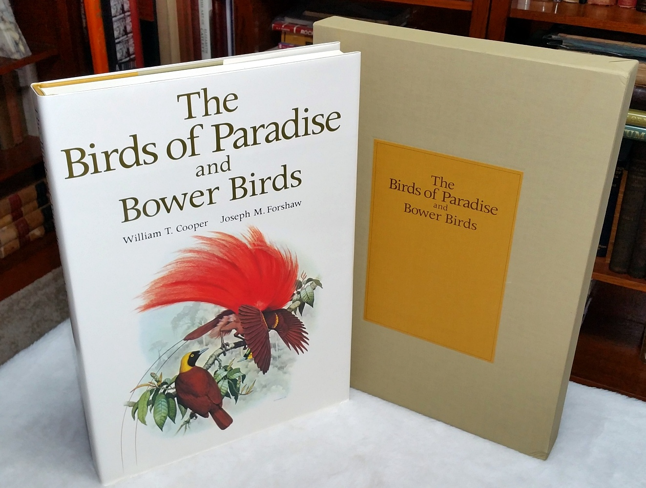Image for The Birds of Paradise and Bower Birds