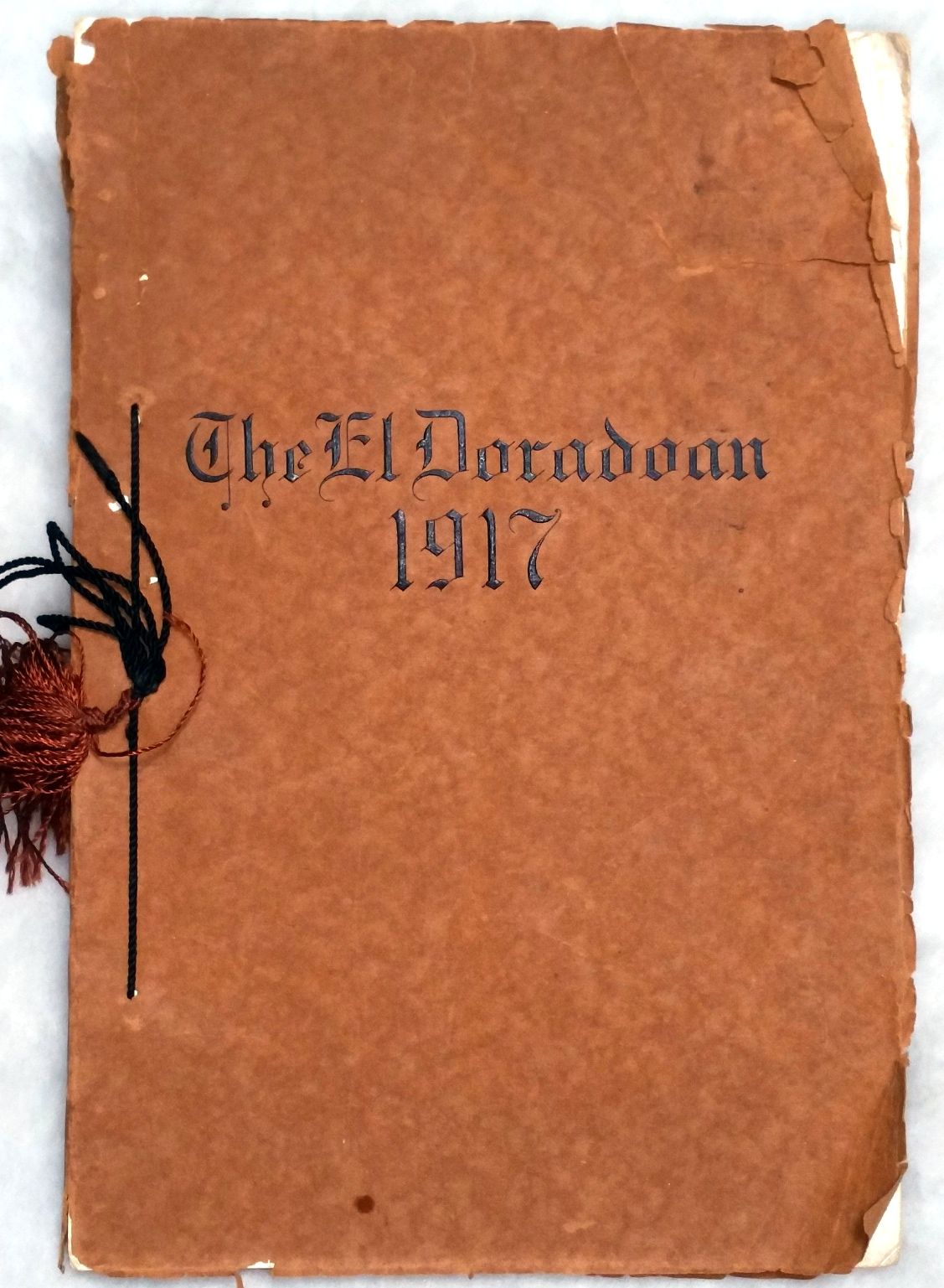Image for The El Doradoan, Volume V, 1917