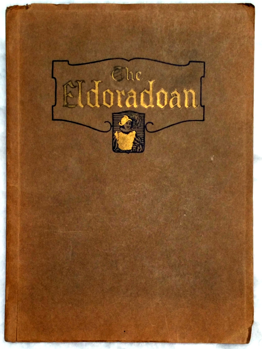 Image for The El Doradoan, Volume XIII 1925
