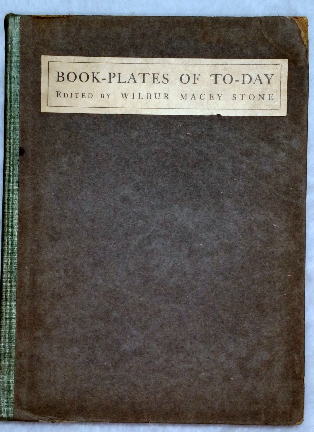 Image for Book-Plates of To-Day