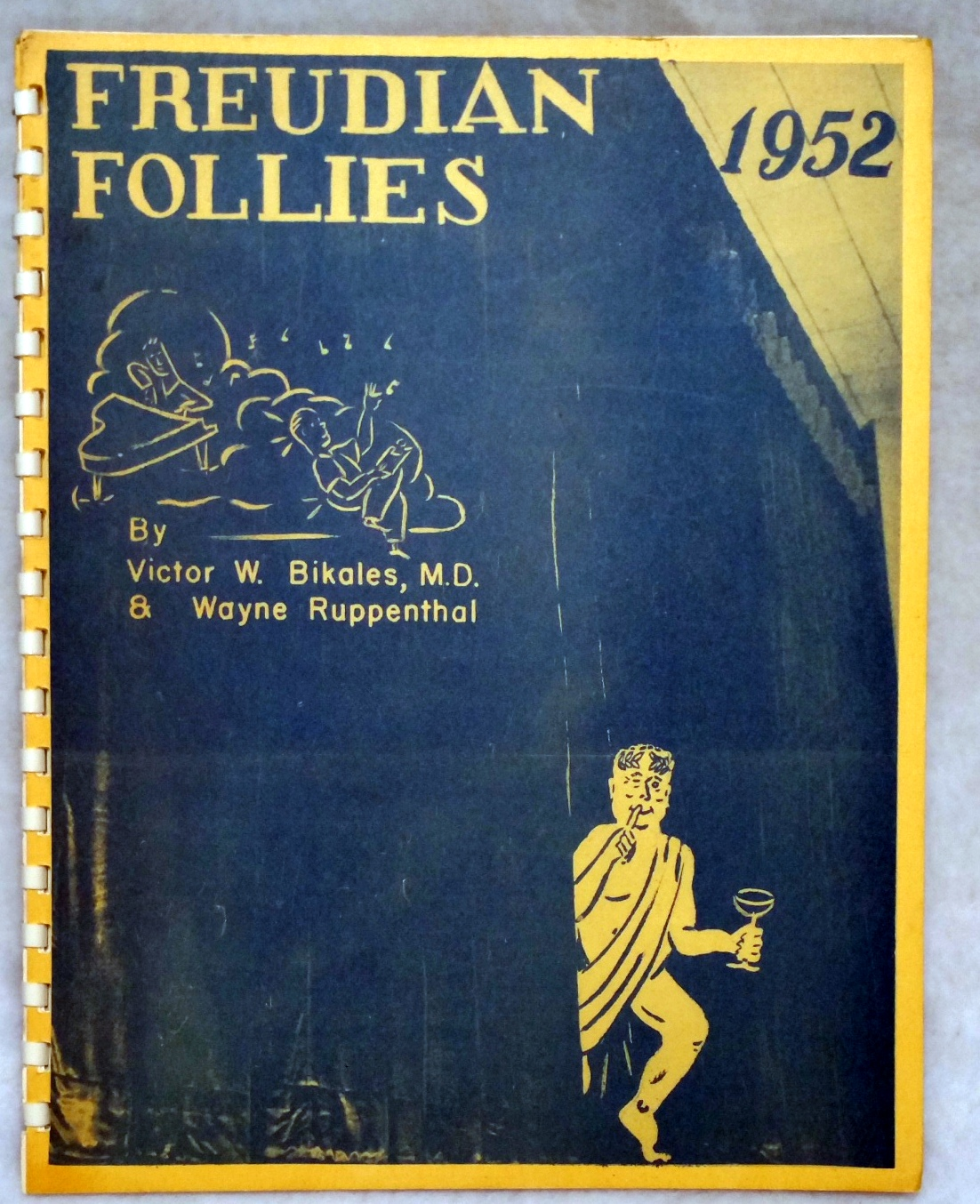 Image for Freudian Follies, 1952
