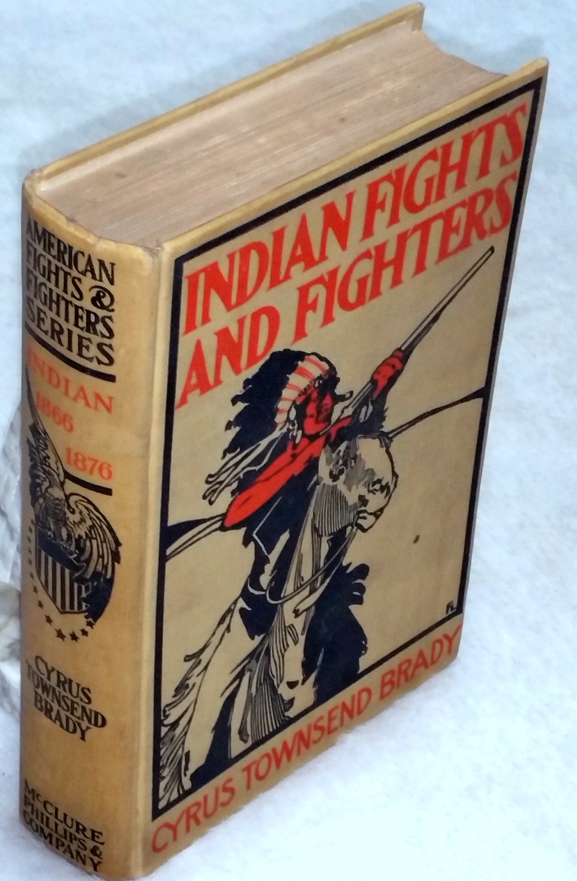Image for Indian Fights and Fighters: The Soldier and the Sioux