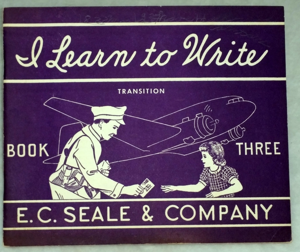 Image for I Learn to Write, Book Three
