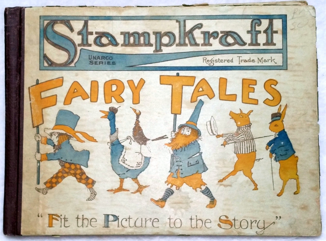 Image for StampKradft Fairy Tales:  Three Little Pigs; Alice in Wonderland; Grimm's Fairy Tales; Andersen's Fairy Tales; The Story of the Birds; Rip Van Winkle