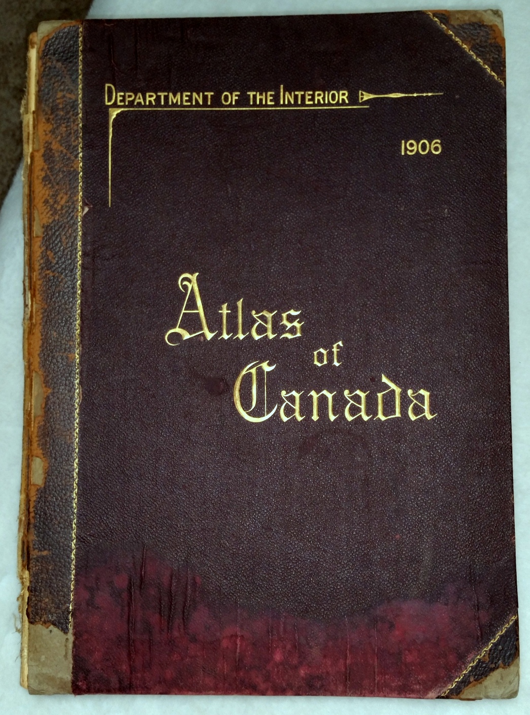 Image for Atlas of Canada