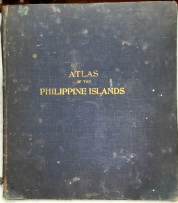 Image for Atlas of the Philippine Islands