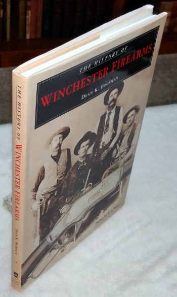 Image for The History of Winchester Firearms