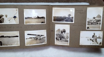 Image for 1936 Photo Album of Trip to Egypt (197+ Photographs)