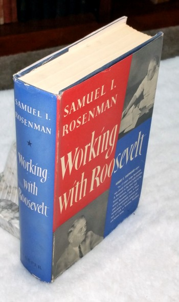Image for Working with Roosevelt