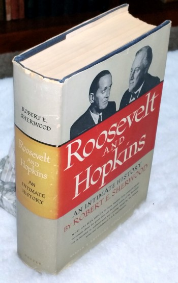Image for Roosevelt and Hopkins: An Intimate History