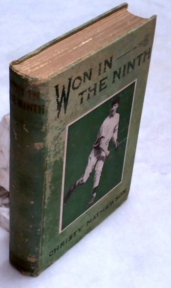Image for Won in the Ninth (The First Part of a Series of Stories for Boys on Sports to be Known as The Matty Books