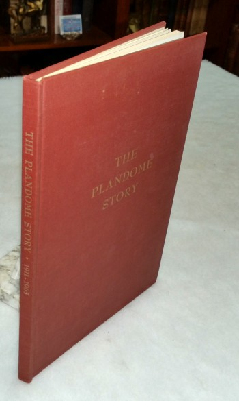 Image for The Plandome Story: The Story of the Incorporated Village of Plandome 1911-1965
